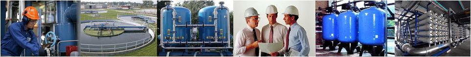 ipari vízkezelés és víztisztítás tervezés és vízjogi engedélyeztetés, projektvezetés